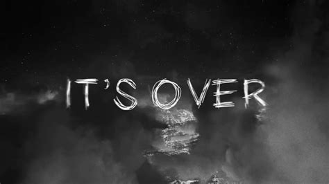 Always Never - It's Over (Official Lyric Video) - YouTube