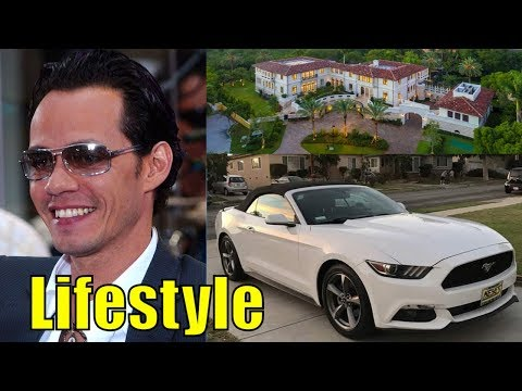 Marc Anthony Weight Height Ethnicity Hair Color Eye Color